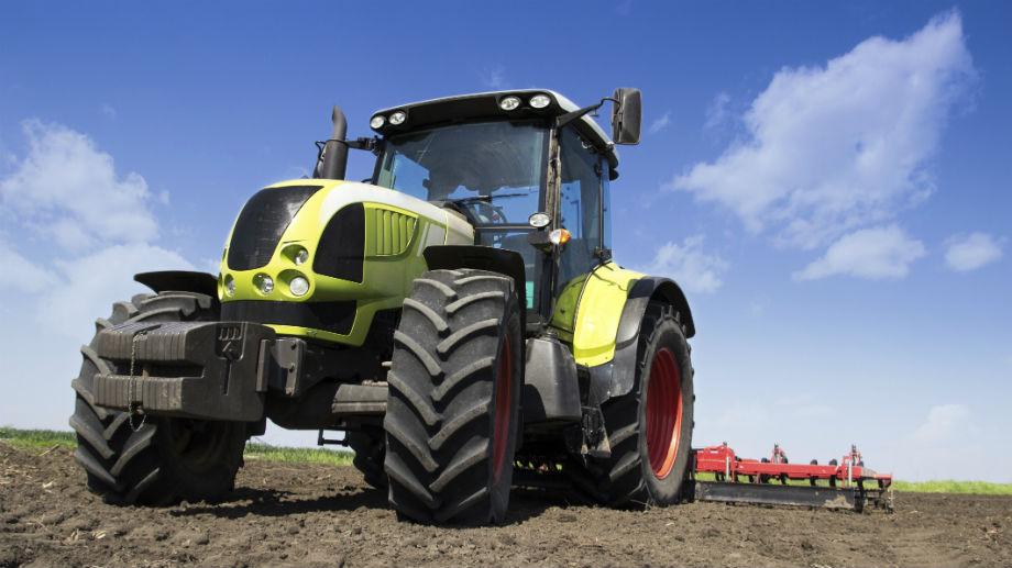 Údržba poľnohospodárskych strojov po zime